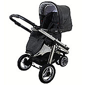 Bebecar Icon Evolution AP Pushchair (Nickel)