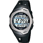 Casio STR300C-1VER Mens Watch with 60 Lap Memory Timer