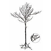 Parlane Large Snowy Tree Decoration - 127cm