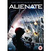 Alienate DVD