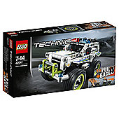 LEGO Technic Police Interceptor 42047