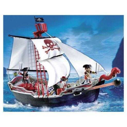 Playmobil Skull and Bones Pirate Ship
