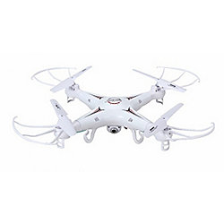 Skytech M68R HD Camera 2.4G 6-Axis Gyro RC Quadcopter Drone (White)