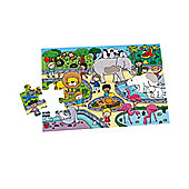ELC Touch and Feel Zoo Puzzle