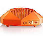 Outdoor Tech Turtle Shell Go Anywhere Boombox Orange
