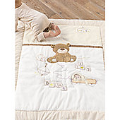 Mothercare Loved So Much Cot/Cotbed Quilt
