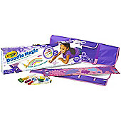Crayola My First Doodle Magic Colour Mat - Purple