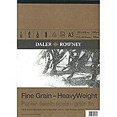 DR Fine Grain Cartridge Pad A3 200g