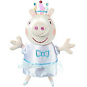 Peppa Pig Once Upon A Time Talking Soft Toy - Swan Peppa