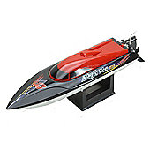 Joysway Magic Vee RC Boat EP RTR 2.4GHz Red/Black