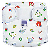 Bambino MioSoft Nappy Cover (Newborn Nature Calls Summer)