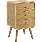 Jual Home Office PC705 3 Drawer Pedestal - Ash