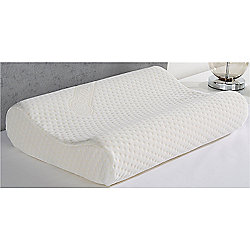 Sleepbetter Comfort Twin-Pack Contour Memory Foam Pillows