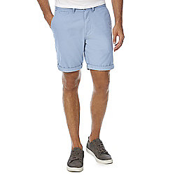 F&F Chino Shorts Waist 34 Pale Blue