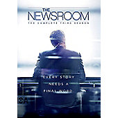 Newsroom - Series 3 - Complete Blu-Ray