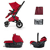 Concord Neo Travel Set (Ruby Red)