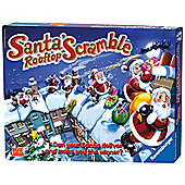 Ravensburger Santa' Rooftop Scramble Game