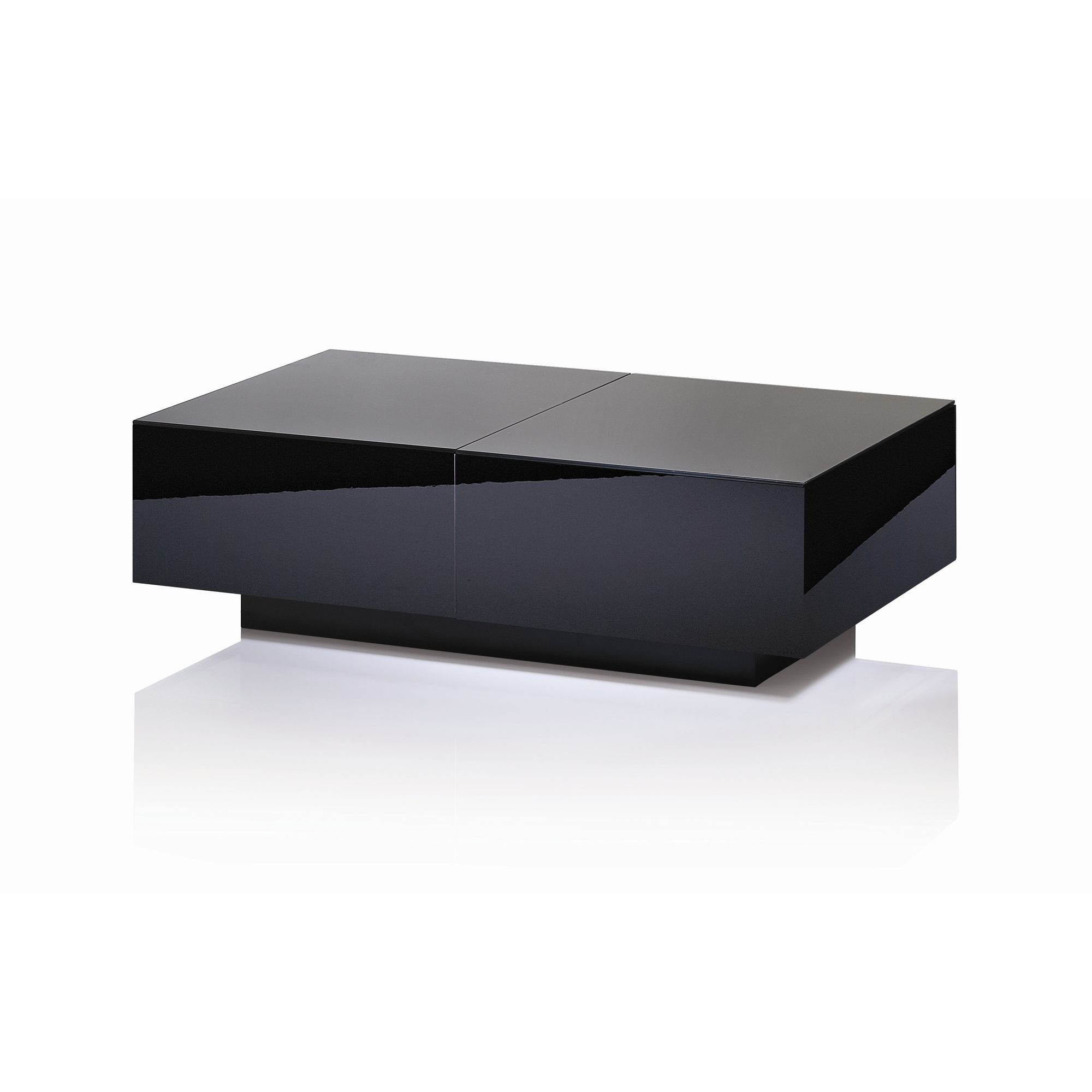 UK-CF G-CT Coffee Table - Black at Tesco Direct