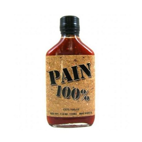Original Juan Pain 100% Hot Sauce