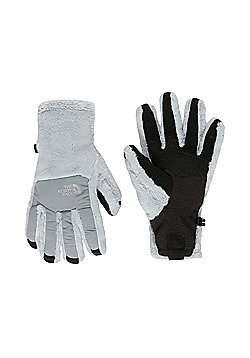The North Face Ladies Denali Thermal Etip Glove - Grey