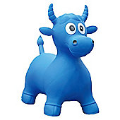 Happy Hopperz XL Blue Bull