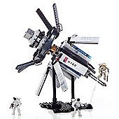 Mega Bloks Call of Duty ODIN Space Station Strike Set