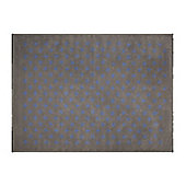 Lorena Canals Estrellitas Grey Children's Rug - 120 cm x 160 cm (4 ft x 5 ft)