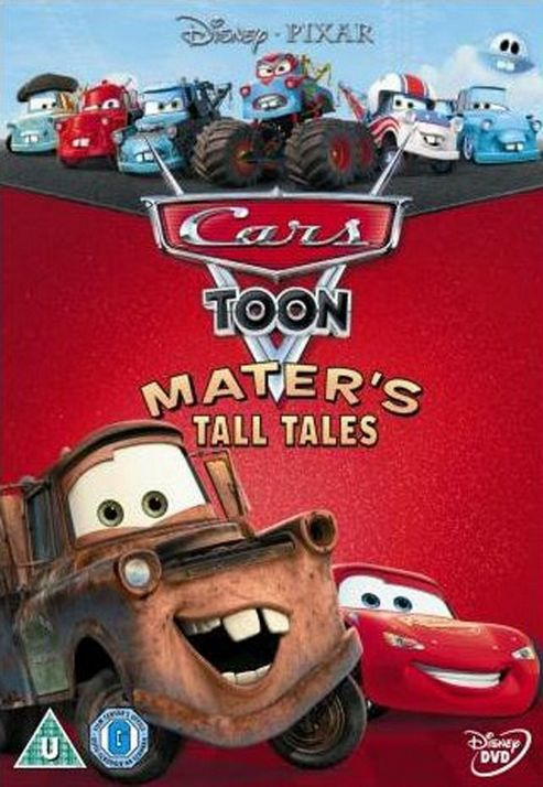 Cars Toon - Maters Tall Tales (DVD)