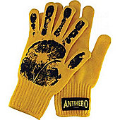 Anti Hero Yield Gloves - Yellow