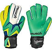 Reusch Waorani Pro G2 Goalkeeper Gloves - Green
