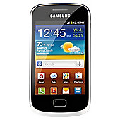 SIM Free Unlocked Samsung Galaxy Mini 2 Yellow