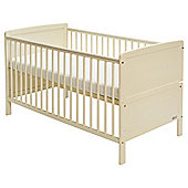 Baby Elegance Travis Cot Bed Cream