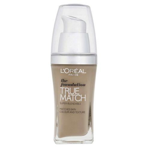 L'Oréal True Match Foundation C3 Rose Beige 30ml