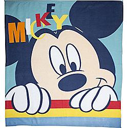 Mickey Mouse Fleece Blanket - Play