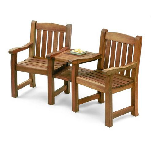 Suntime Balmoral Companion Bench
