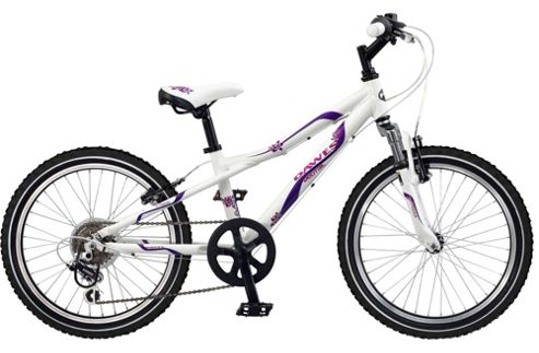 Dawes Redtail White 11/20 Inch Kids Bike