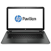 HP Pavilion 17-f200na 17.3-inch Laptop, Intel Core i3, 8GB RAM, 1TB HDD - Silver