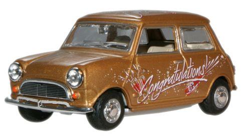 Oxford Diecast Mini Car MIN018