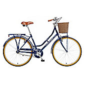 2015 Viking Mayfair Ladies' Traditional Shopper Dutch Bike Blue