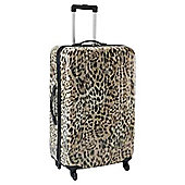 Revelation by Antler Zygo 4-Wheel Suitcase, Animal Print Large
