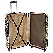 Revelation by Antler Zygo 4-Wheel Hard Shell Suitcase, Golden Jaguar Large