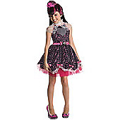 Monster High Draculaura Sweet 16 - Child Costume 3-4 years
