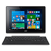 "Acer Aspire Switch 10.1"" Intel Atom Windows 10 Pro 2GB RAM 64GB Tablet White"