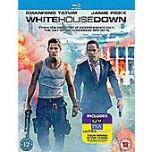 White House Down Bluray