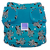Bambino Mio Miosoft Reusable Nappy Cover - Size 1 (Zebra Crossing)