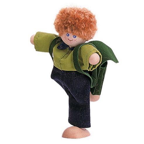 Plan Toys Boy Doll Wooden Toy