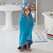 Skip Hop Zoo Hooded Towel Owl