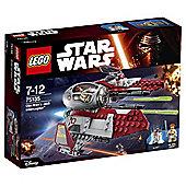 LEGO Star Wars Obi-Wans Jedi Interceptor 75135