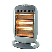 Lloytron F2104GR 1600W 4 Bar Halogen Heater