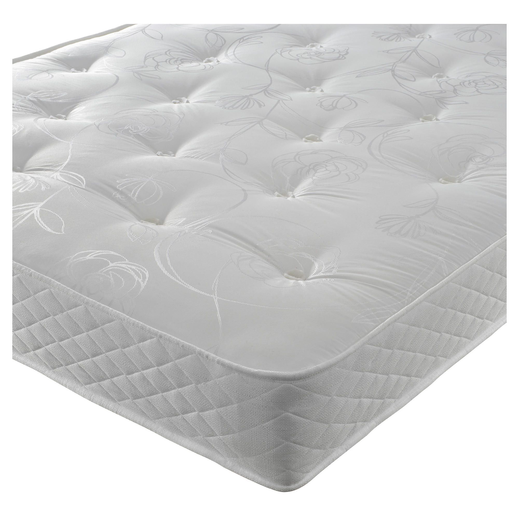Silentnight Miracoil Comfort Ortho Tuft Super King Size Mattress at Tesco Direct